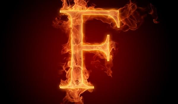 F harfi